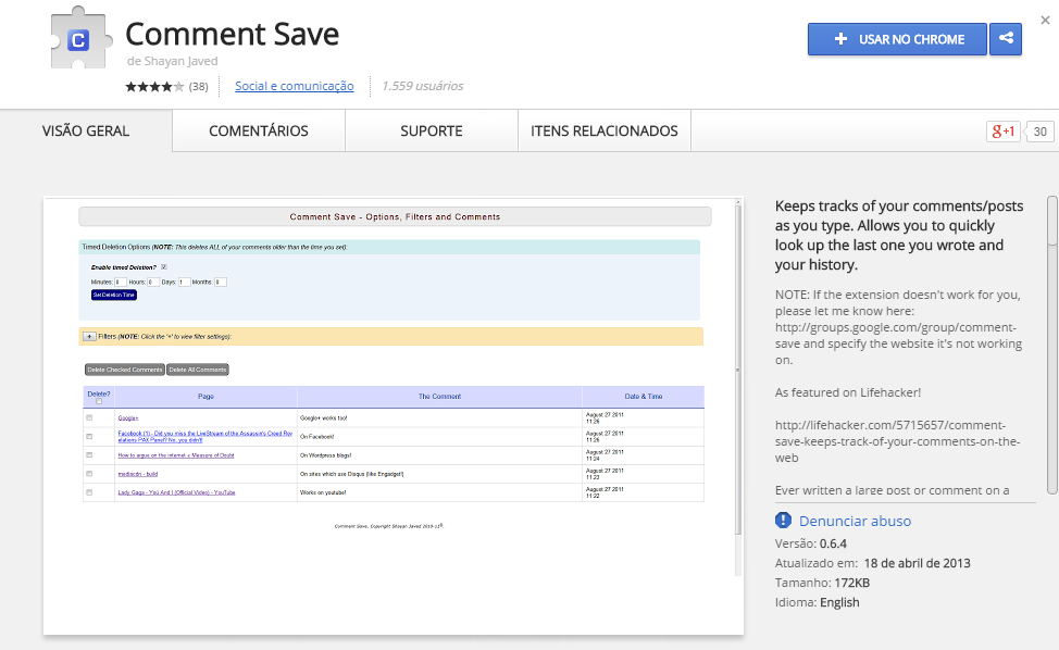 comment-save-wordpress-chrome