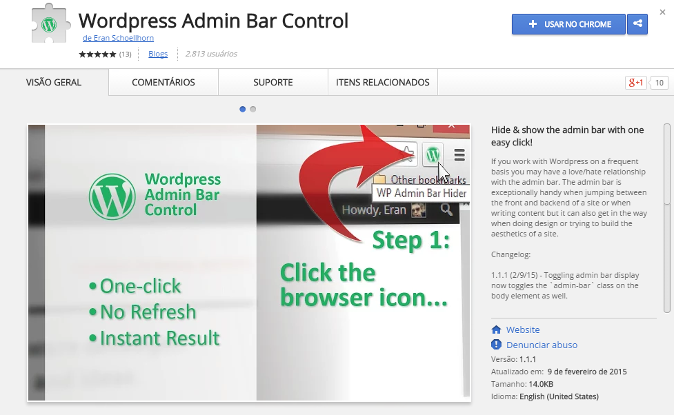 wordpress-admin-control-bar