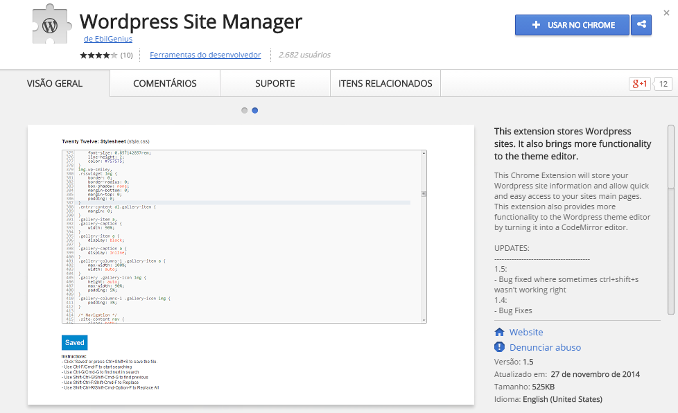 wordpress-site-manager-chrome