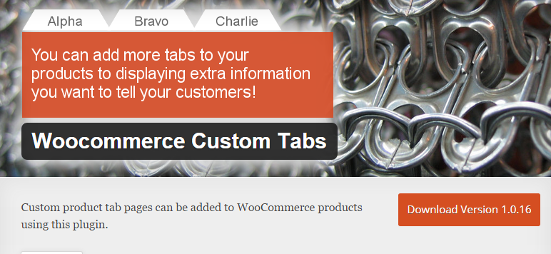 custom-tabs-woocommerce