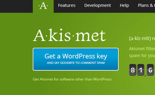 akismet-wordpress