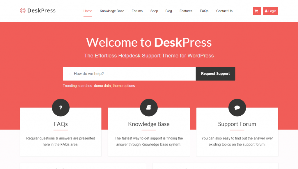 DeskPress-helpdesk-wordpress