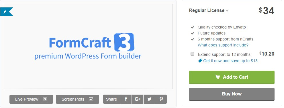 form-craft-para-wordpress