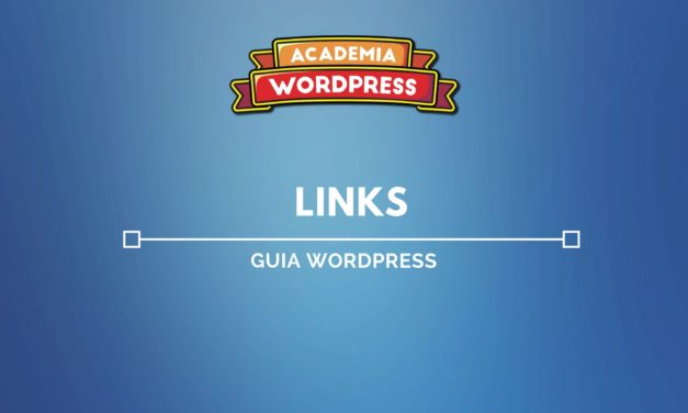 Guia WordPress – Editando/Removendo Links HTML
